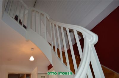 Holzgeschosstreppe