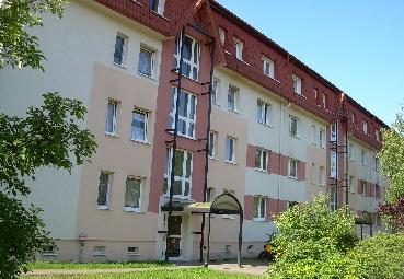 4 zimmerwohnung mit balkon in gubener oberstadt etagenwohnung guben 2n49s4a. Black Bedroom Furniture Sets. Home Design Ideas