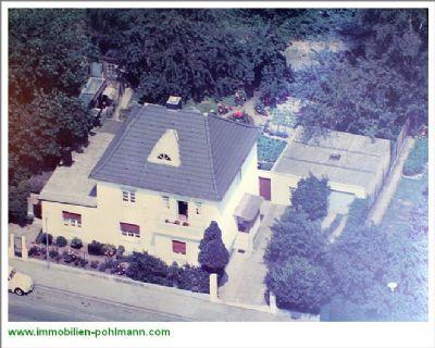 Luftaufnahme des Anwesens