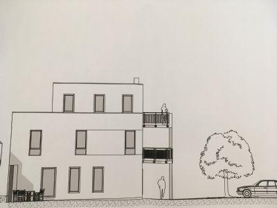 Modernes Wohnen in Kranichfeld - helle geräumige 4-Raum-Wohnung mit Balkon zu verkaufen