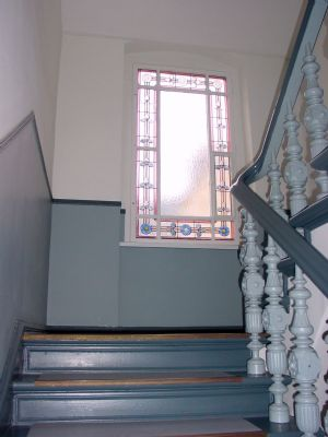 Original Fenster von 1900