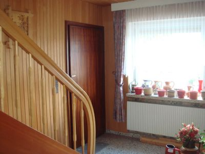 Flurbereich Erdgeschoss