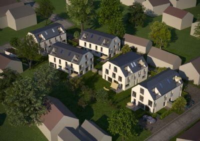 Wunderschöne Doppelhaushälfte mit großem Garten