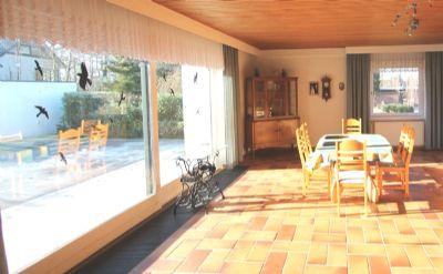 Das lichtdurchflutete Wohnzimmer