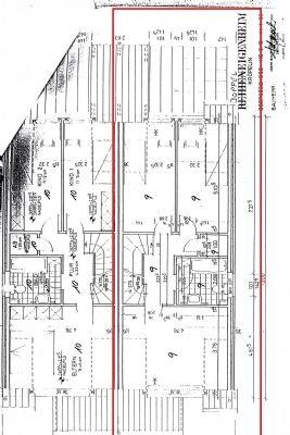 Grundriss DG Haus 9, Rostocker Str. 9a