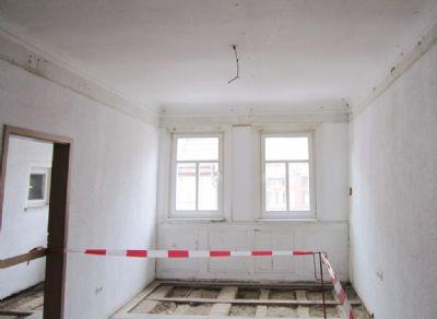 Historische Räume zur Renovierung bereit