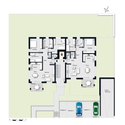 stadtnah wohnen energieeffizienzhaus 55 n tzen sie die staatliche f rderung durch die l bank. Black Bedroom Furniture Sets. Home Design Ideas