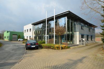 Ansicht Verwaltungsgebäude