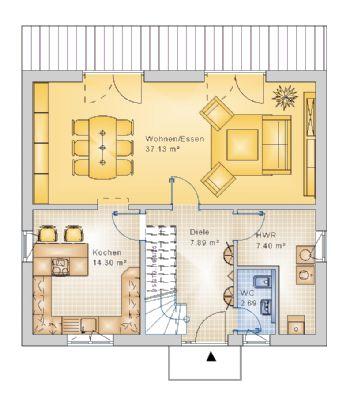 efh in l ndlicher wohnlage einfamilienhaus nettetal 2c4n746. Black Bedroom Furniture Sets. Home Design Ideas