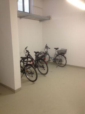 OF Fahrradkeller