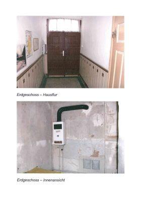 Erdgeschoß/ Eingangsbereich