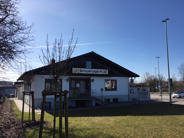 Modernes Restaurant Mit Ambiente Und Blick Auf Den Ravensberg