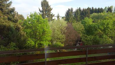 Balkon - Blick richtung Garten 3