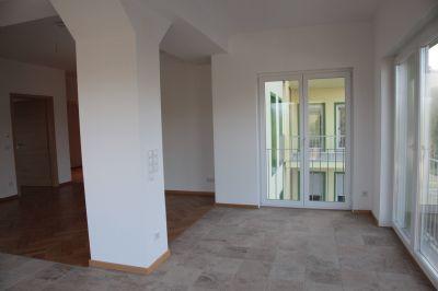 Wohn-Essbereich mit Wintergarten