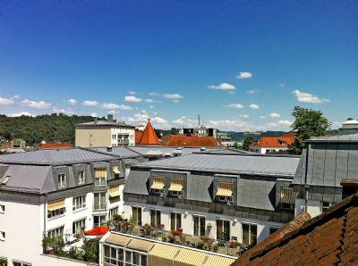 Blick Dachterrasse I