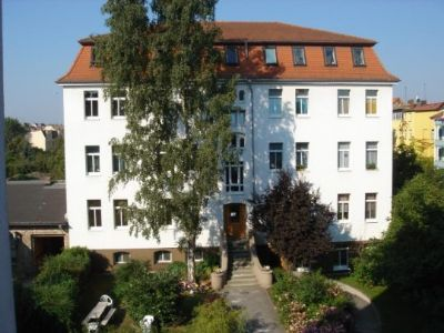Hofansicht - Gartenhaus