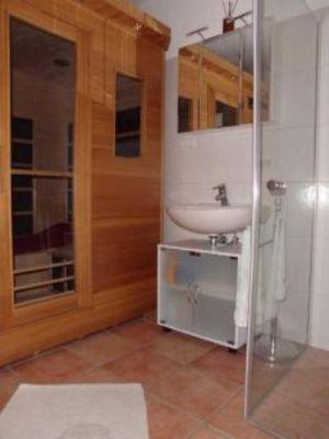 Sauna Reetdachhaus Neubau