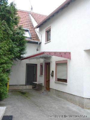 Eingang kl. Haus