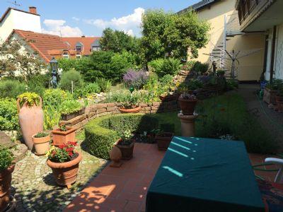 Terrasse - Gartenbereich