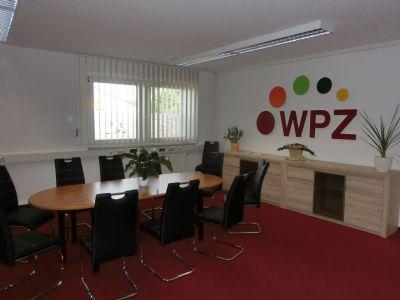 Besprechnungsraum der WPZ - Eisenacher Str. 18