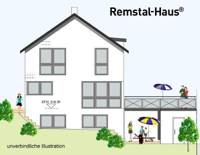 sonniges freistehendes remstal haus in aussichtslage inkl bnk einfamilienhaus winnenden 2a3p34t. Black Bedroom Furniture Sets. Home Design Ideas