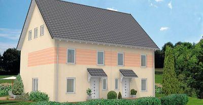 PROVISIONSFREI ! Schöne Doppelhaushälfte mit Vollkeller in Dreieichenhain.