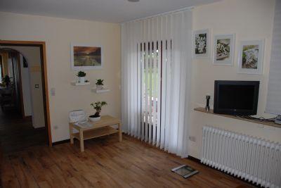 ELW Wohnzimmer mit Terrassentür