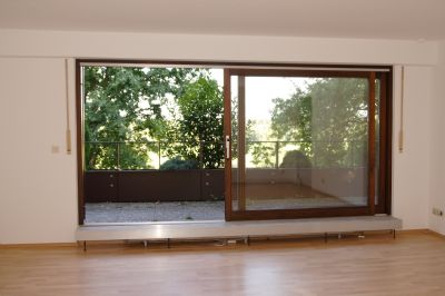 Wohnraum/Balkon