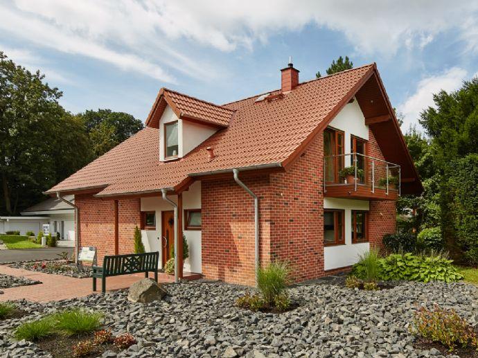 Musterhaus Sabrina In Bad Vilbel Bei Frankfurt Einfamilienhaus