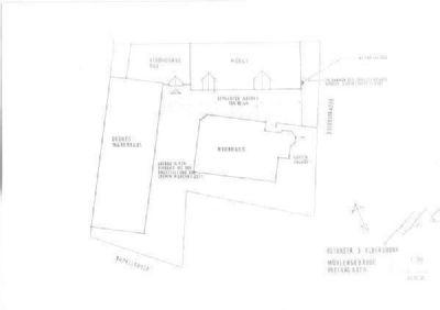 Lageplan der Gebäude