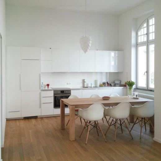 Küchen düsseldorf königsallee  Exklusive Wohnung mit Küche nahe der Kö Etagenwohnung Düsseldorf ...