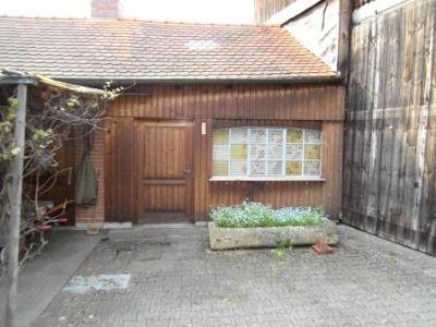 Wochenendhäuschen mit eigenem Hof & Terrasse