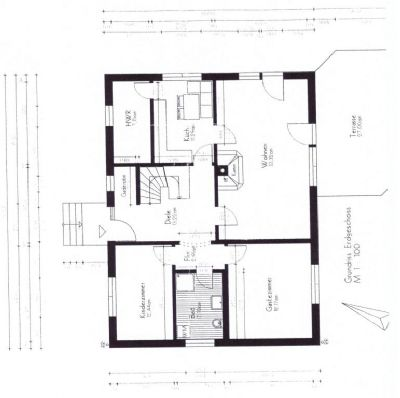Das Erdgeschoss