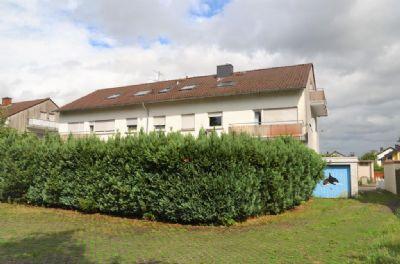 Lichtdurchflutete Dachgeschosswohnung an Ortsrandlage von Münster (Dieburg)
