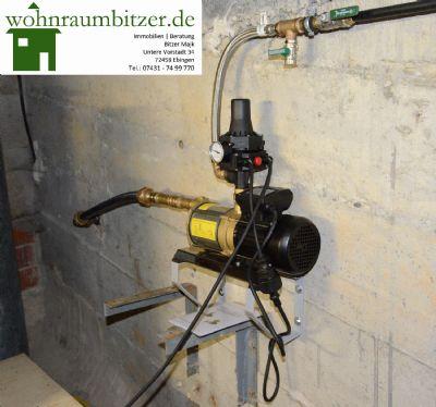 2te Wasserpumpe wohnraumbitzer.de Bitzer Majk