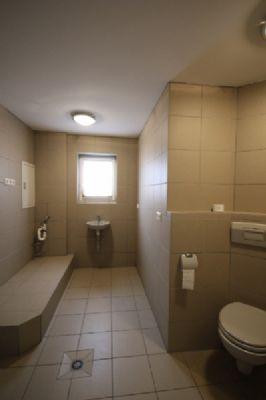 WC- und Waschraum im Untergeschoss
