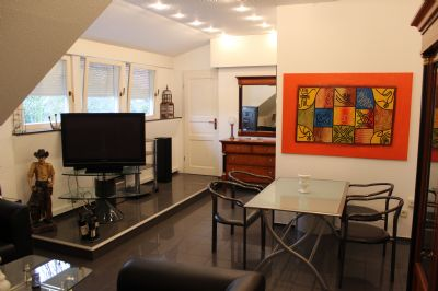 Einliegerwohnung 2 Wohnzimmer