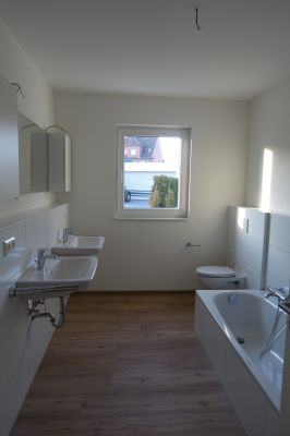 Badezimmer - Ansicht I