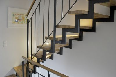 Treppe als Beispiel