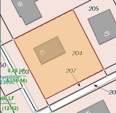 Baugrundstück in Stahnsdorf für Einfamilienhaus oder Doppelhaus
