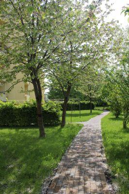 Ansicht Grünanlagen