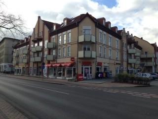 großzügige 3-Raum-Wohnung mit Ankleideraum mit viel Platz Stadtzentrum von Forst (D5)