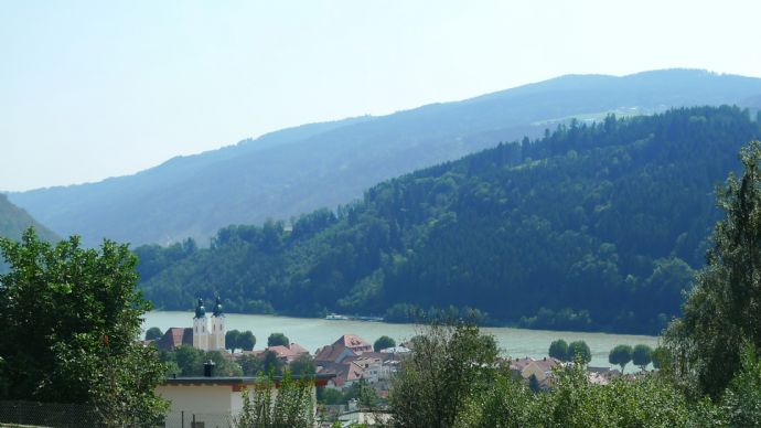 *** TOP-DONAUBLICK *** EXKLUSIV *** Bau-Grundstück, Bauplatz, Baugrundstück, Grundstück - Nähe Passau
