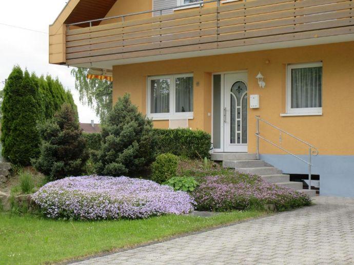 Einfamilienhaus in romantischer und ruhiger Wohnlage mit grossem Grundstück in Neuweiler - Zwerenberg