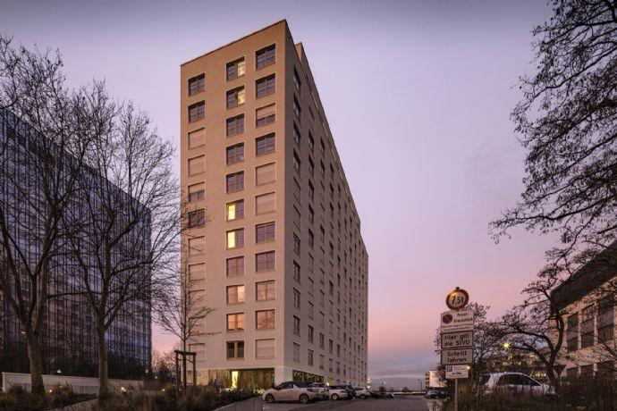 2 Zimmer Wohnung in Frankfurt (Niederrad)