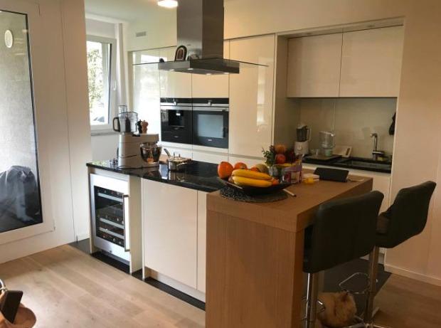 Luxus 3-Zimmer-Wohnung mit 70qm Garten