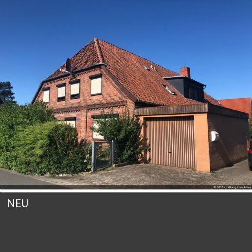*** Schöne Dachgeschosswohnung mit Garage in Bardowick ***
