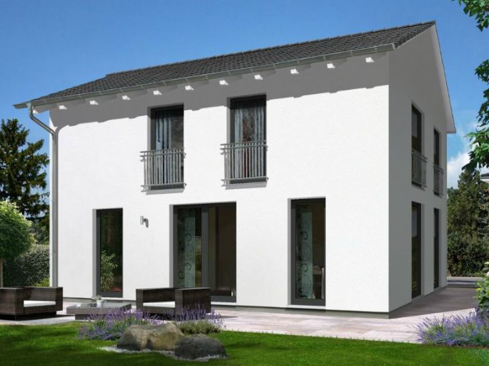 **Massivhaus in Veringenstadt ** Flair 152 SD von Town & Country Haus