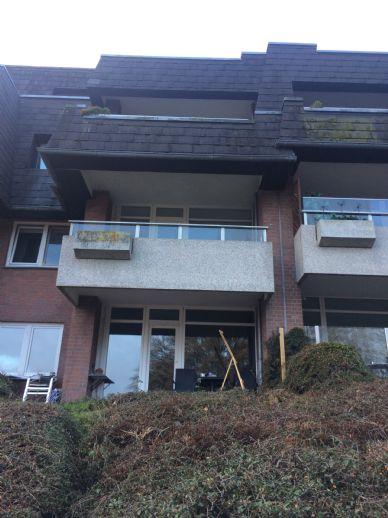 Wohnung mit Fördeblick, EBK und 2 Balkone