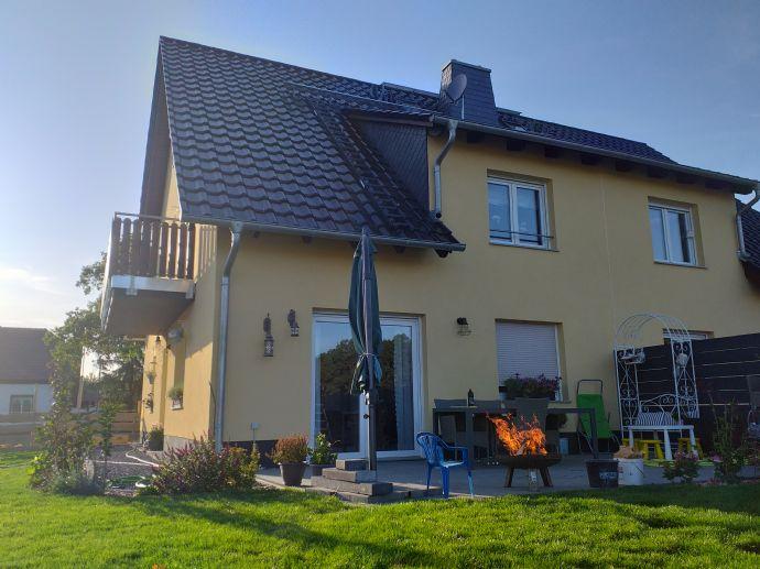 Doppelhaushälfte in Kolkwitz OT Gulben